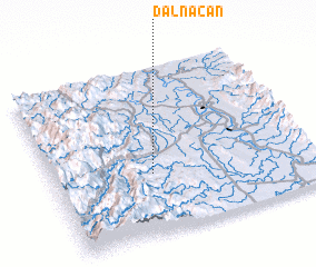 3d view of Dalnacan