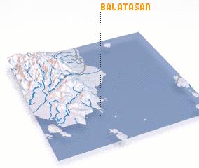 3d view of Balatasan