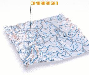 3d view of Cambabangan