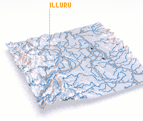 3d view of Illuru
