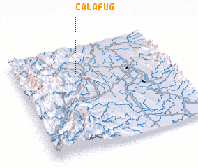 3d view of Calafug