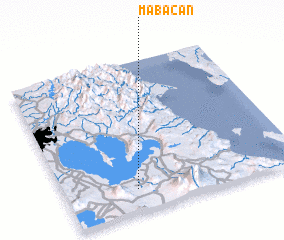 3d view of Mabacan