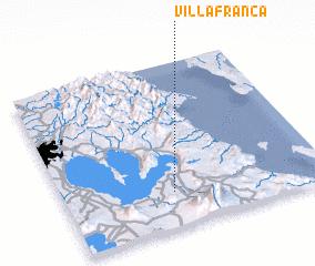 3d view of Villafranca