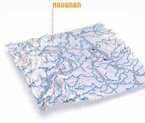 3d view of Mauanan