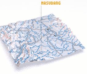 3d view of Masudang