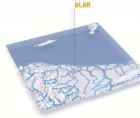 3d view of Alam