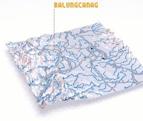 3d view of Balungcanag