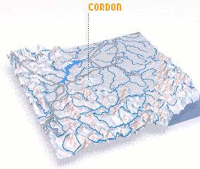 3d view of Cordon