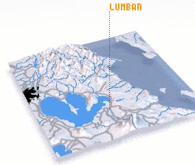 3d view of Lumban