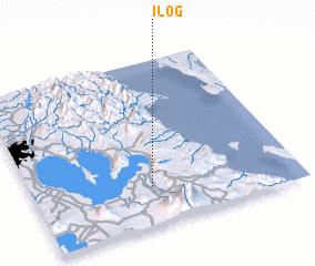 3d view of Ilog