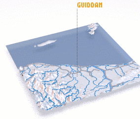 3d view of Guiddam