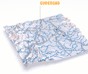 3d view of Gurengad