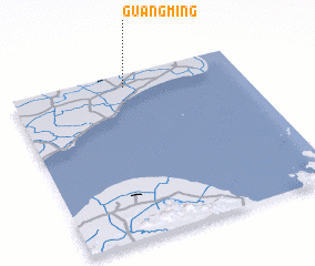 3d view of Guangming
