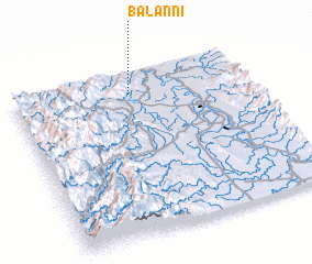 3d view of Balanni
