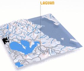 3d view of Laguan