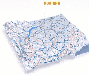 3d view of Dubinan