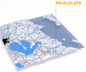 3d view of Palale Ilaya