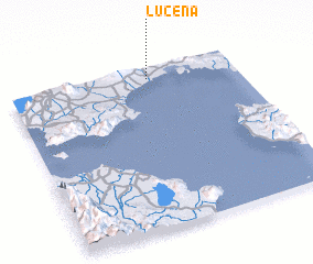 3d view of Lucena