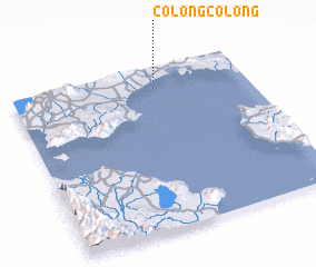3d view of Colongcolong