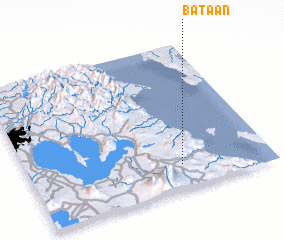 3d view of Bataan