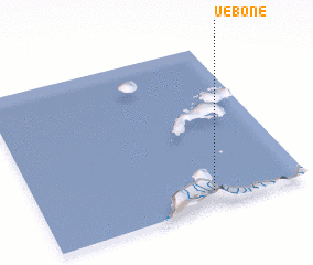 3d view of Uebone