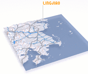 3d view of Lingjiao