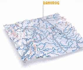 3d view of Damurog