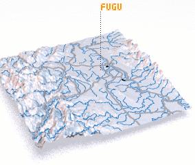 3d view of Fugu