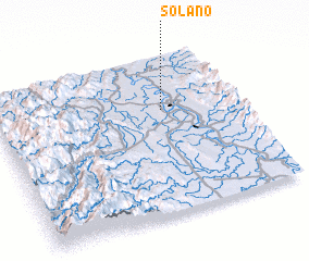 3d view of Solano