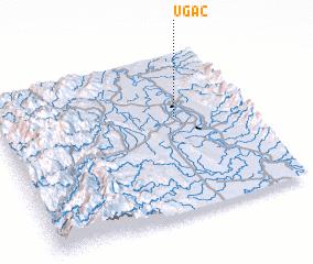 3d view of Ugac