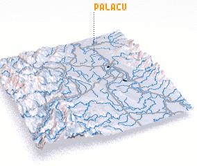 3d view of Palacu