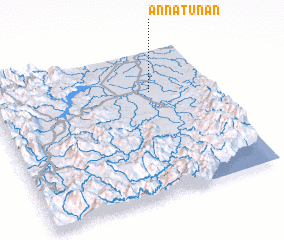 3d view of Annatunan