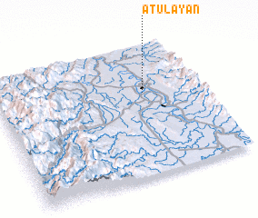 3d view of Atulayan