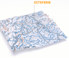3d view of Estefania