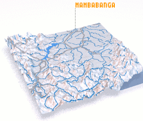 3d view of Mambabanga