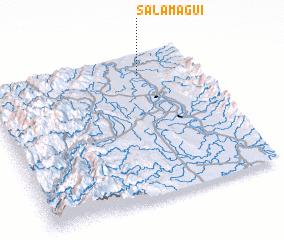 3d view of Salamagui