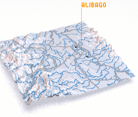 3d view of Alibago
