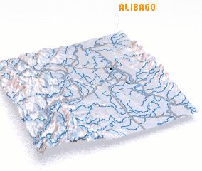 3d view of Alibago