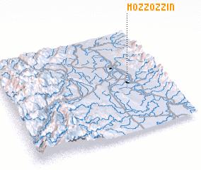 3d view of Mozzozzin