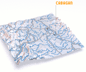 3d view of Cabagan