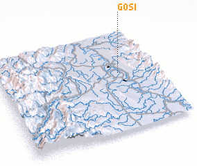 3d view of Gosi