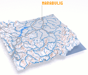3d view of Marabulig