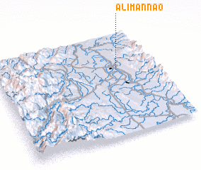 3d view of Alimannao
