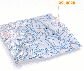 3d view of Asuacan