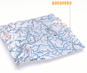 3d view of Banquero