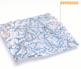 3d view of Bannagao