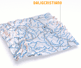 3d view of Dalig Cristiano