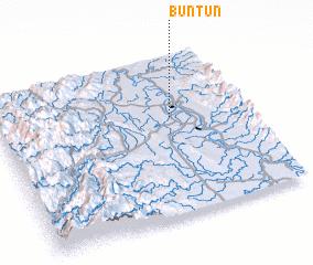 3d view of Buntun
