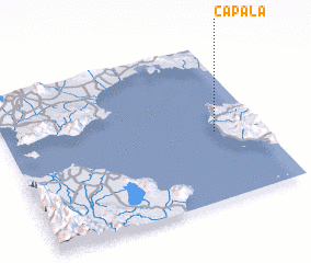 3d view of Capala