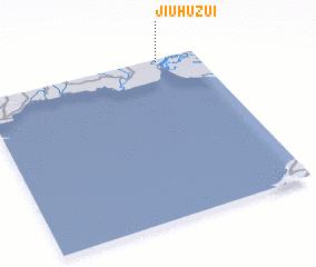 3d view of Jiuhuzui